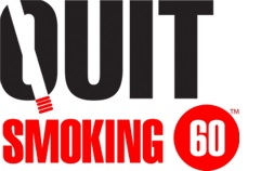 Quit Smoking in 60 TM logo
